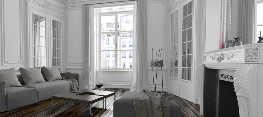 Sash Windows - the most popular in England photo